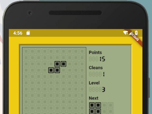flutter-tetris